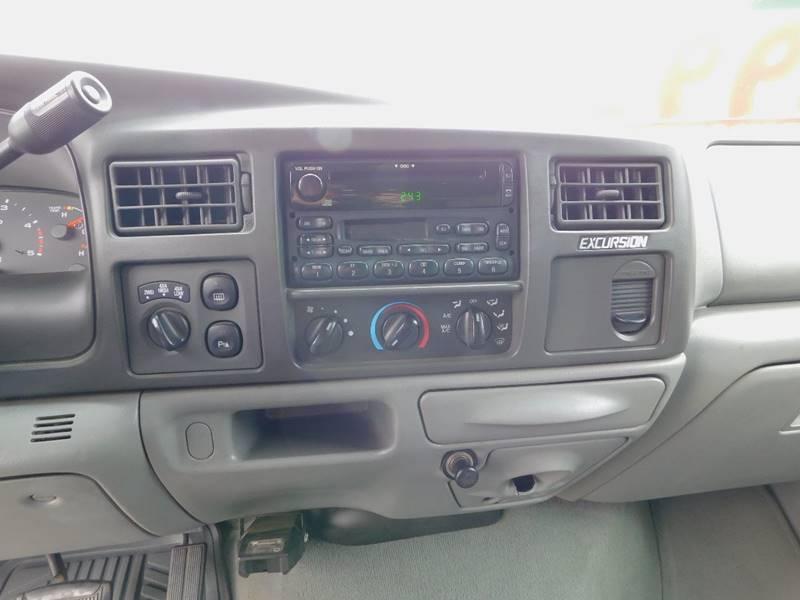 2004 Ford Excursion Xlt 4wd 4dr Suv In Edison Nj Advantage Motors Inc