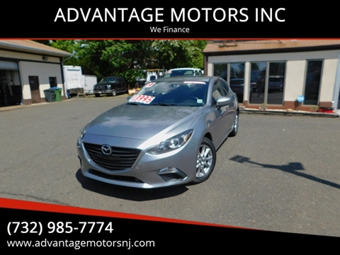 2014 Mazda MAZDA3 for sale in Edison, NJ