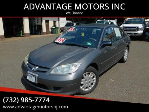Advantage Motors Edison New Jersey Car Dealer Auto Financing Good