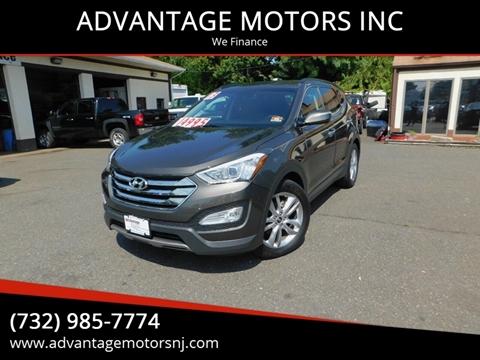 2013 Hyundai Santa Fe Sport for sale in Edison, NJ