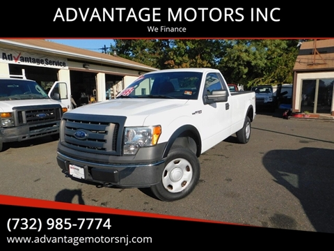 2009 Ford F-150 for sale in Edison, NJ
