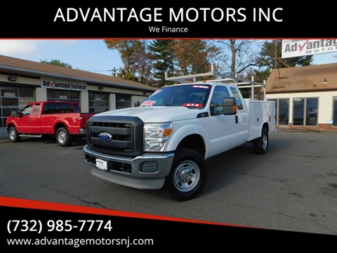 2011 Ford F-350 Super Duty for sale in Edison, NJ