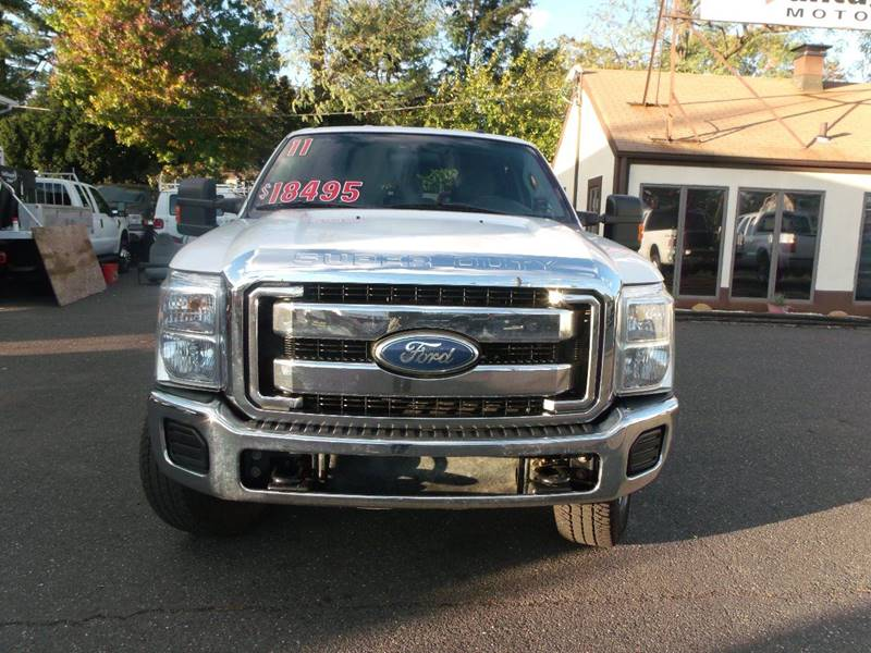 2011 Ford F-250 Super Duty 4x4 XLT 4dr Crew Cab 6.8 ft. SB Pickup - Edison NJ
