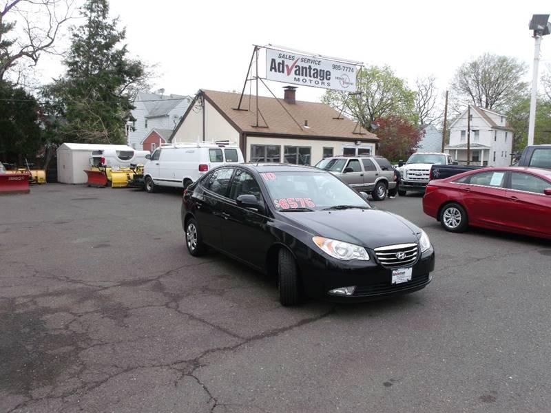 2010 Hyundai Elantra GLS 4dr Sedan - Edison NJ