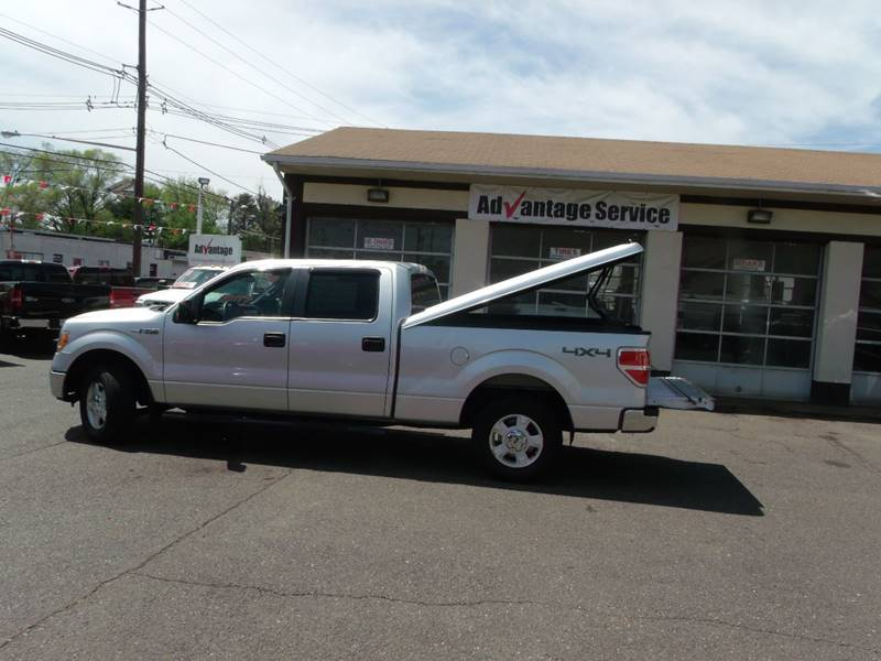 2010 Ford F-150 4x4 XLT 4dr SuperCrew Styleside 6.5 ft. SB - Edison NJ