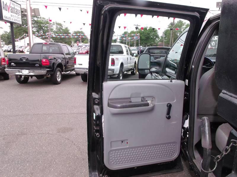 2006 Ford F-550 XL, 4x4,6.0 Diesel, Mason Dump - Edison NJ