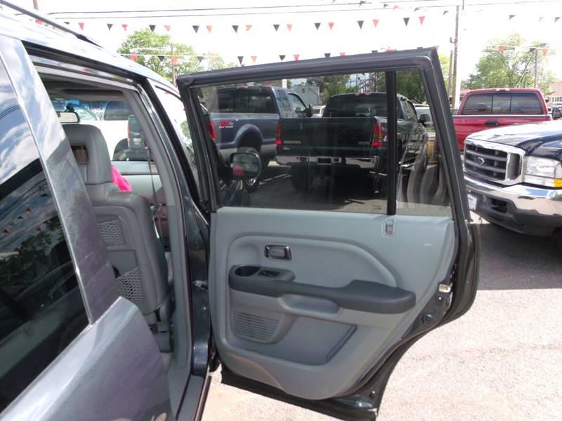 2005 Honda Pilot 4dr EX-L 4WD SUV w/Leather and Entertainment System - Edison NJ