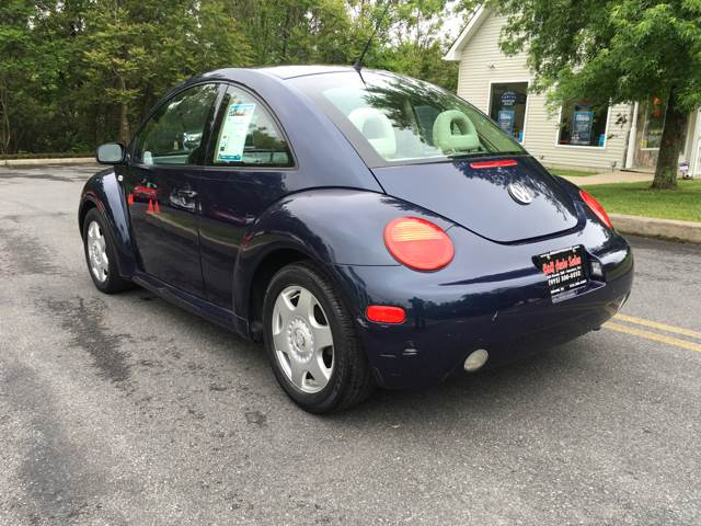 2001 Volkswagen New Beetle GLS 2dr Hatchback - Newton NJ