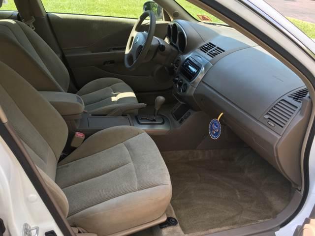 2003 Nissan Altima 2.5 S 4dr Sedan - Newton NJ