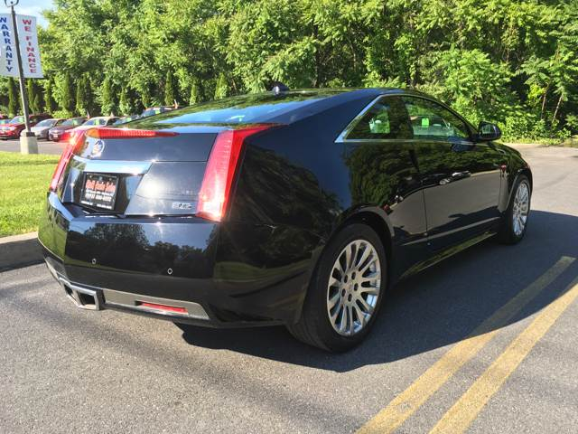 2011 Cadillac CTS AWD 3.6L 2dr Coupe - Newton NJ
