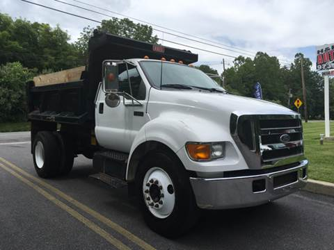 2005 Ford F-650 for sale in Newton, NJ