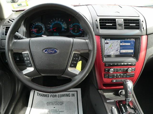 2011 Ford Fusion AWD Sport 4dr Sedan - Newton NJ