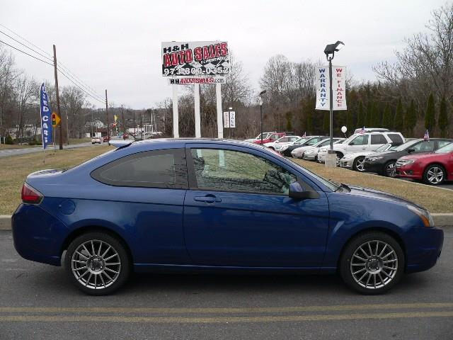 2009 Ford Focus SES 2dr Coupe - Newton NJ