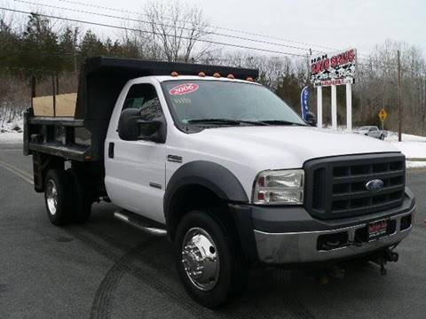 2006 Ford F-450 for sale in Newton, NJ