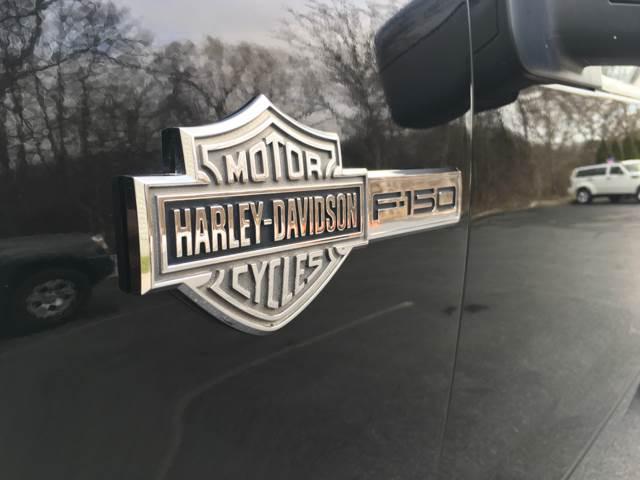 2007 Ford F-150 Harley-Davidson 4dr SuperCrew 4WD 5.5 ft. SB - Newton NJ