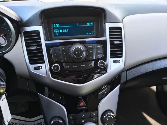 2011 Chevrolet Cruze LS 4dr Sedan - Newton NJ