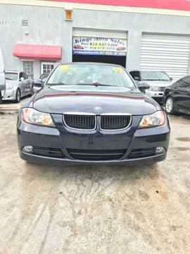 2007 BMW 3 Series for sale in Hollywood, FL