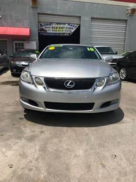 2010 Lexus GS 350 for sale in Hollywood, FL