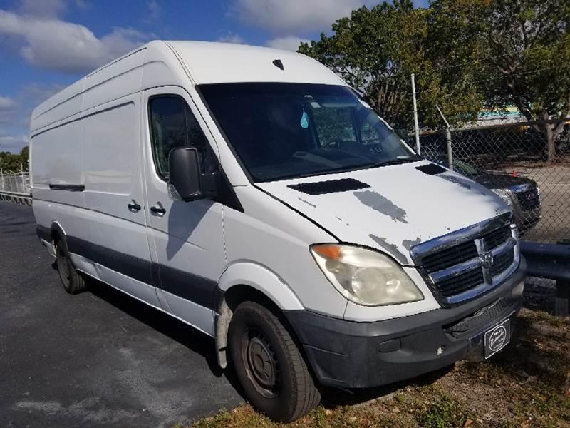 Dodge Sprinter Cargo 2007 2500 170 WB 3dr Extended Cargo Van
