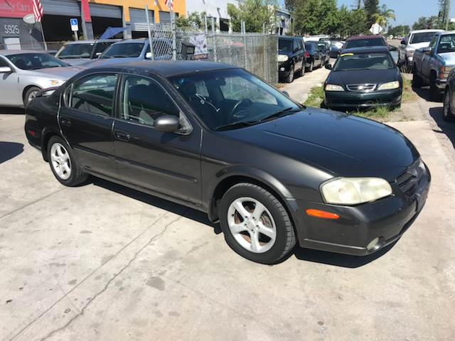 2001 Nissan Maxima For Sale At KINGS AUTO SALES In Hollywood FL