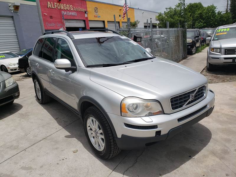 Volvo XC90 2008 3.2 4dr SUV w/ Versatility and Premium Package