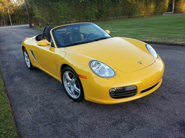 2006 Porsche Boxster In Hollywood FL - KINGS AUTO SALES