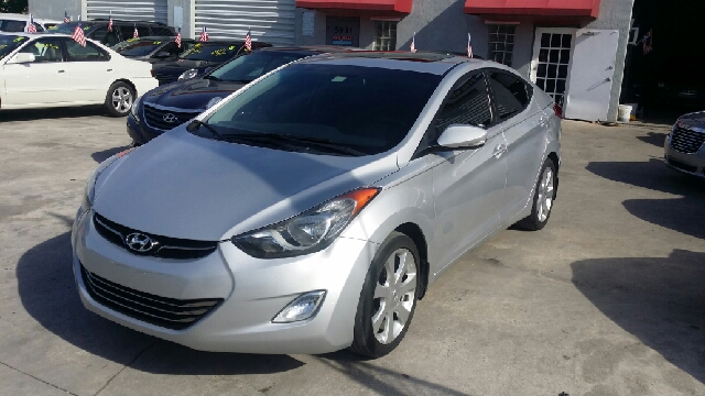 2012 Hyundai Elantra For Sale At KINGS AUTO SALES In Hollywood FL