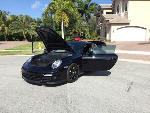 2008 Porsche 911 for sale at KINGS AUTO SALES INC in Hollywood FL