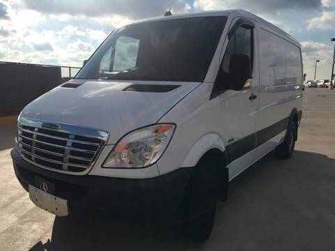 2010 Freightliner SPRINTER for sale at KINGS AUTO SALES INC in Hollywood FL