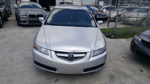 2006 Acura TL for sale in Hollywood, FL
