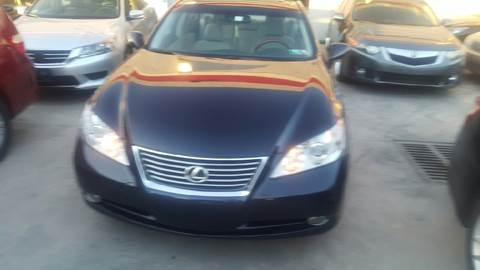 2009 Lexus ES 350 for sale at KINGS AUTO SALES INC in Hollywood FL