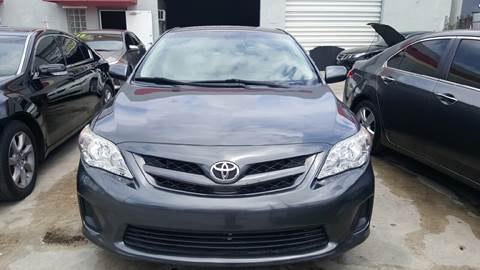 2012 Toyota Corolla for sale in Hollywood, FL