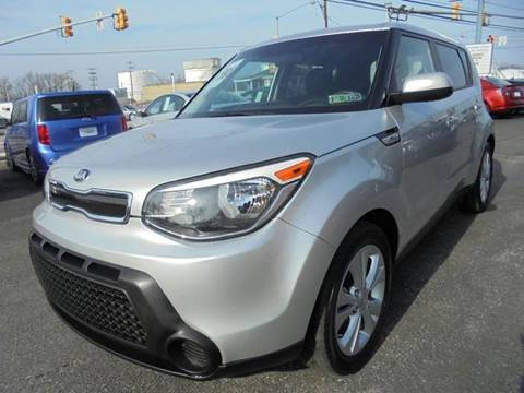 2015 Kia Soul for sale in Carlisle, PA