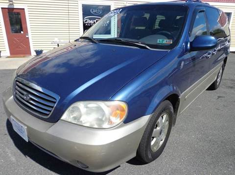 2003 Kia Sedona for sale in Carlisle, PA