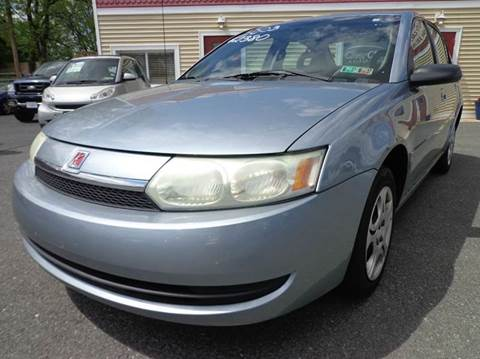 2003 Saturn Ion for sale in Carlisle, PA