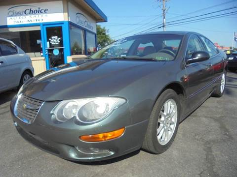 2002 Chrysler 300M for sale in Carlisle, PA