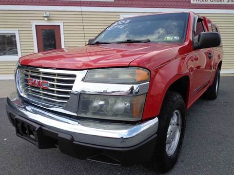 2005 GMC Canyon for sale in Carlisle, PA