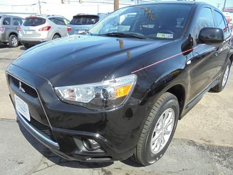 2012 Mitsubishi Outlander Sport For Sale In Mechanicsburg, PA