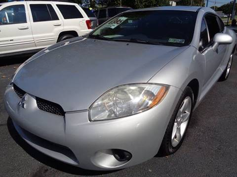 2008 Mitsubishi Eclipse for sale in Trindlemechanicsburg, PA