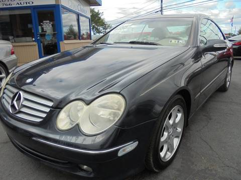 2003 Mercedes-Benz CLK for sale in Trindlemechanicsburg, PA