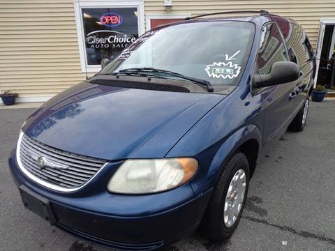 2002 Chrysler Town and Country for sale in Carlisle, PA