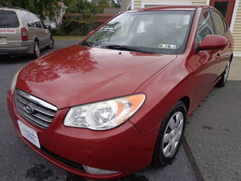 2008 Hyundai Elantra for sale in Carlisle, PA