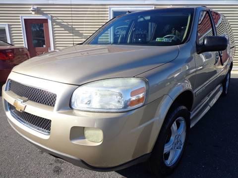 2005 Chevrolet Uplander for sale in Carlisle, PA