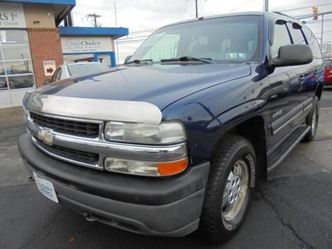 2003 Chevrolet Tahoe for sale in Mechanicsburg, PA