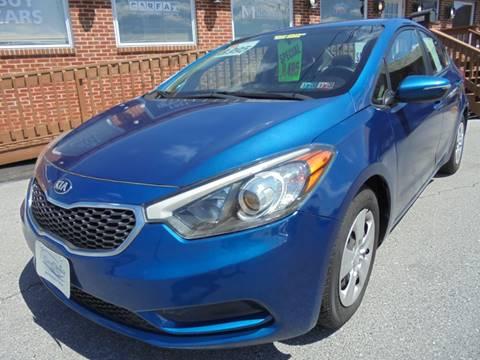 2015 Kia Forte for sale in Mechanicsburg, PA