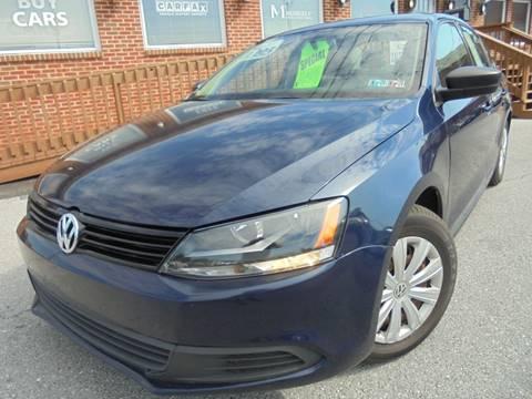 2014 Volkswagen Jetta for sale in Mechanicsburg, PA
