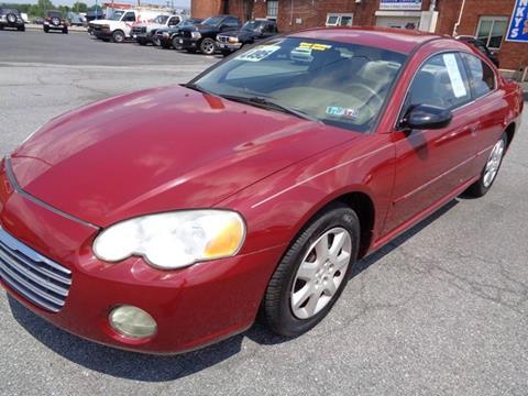 2003 Chrysler Sebring for sale in Mechanicsburg, PA