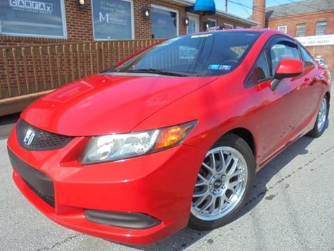 2012 Honda Civic for sale in Mechanicsburg, PA