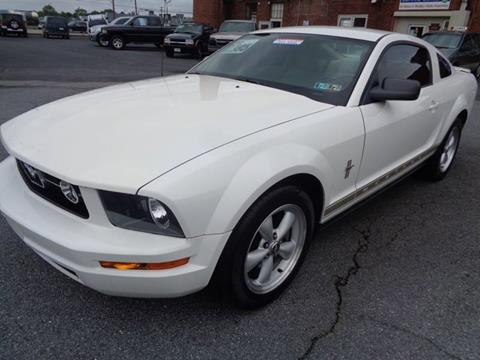 2007 Ford Mustang for sale in Mechanicsburg, PA