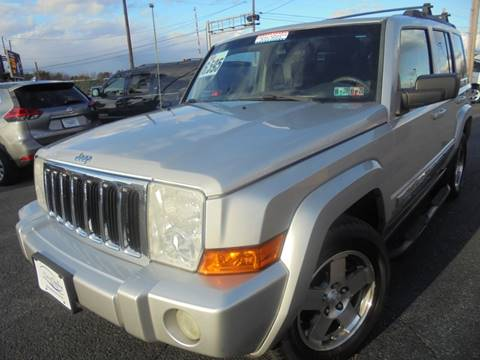 2010 Jeep Commander for sale in Mechanicsburg, PA